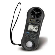 Máy đo tốc độ/lưu lượng gió Lutron LM-8000