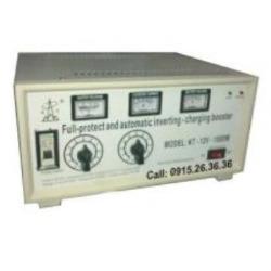 Máy đổi điện và sạc ắc quy keta kt 12v 1000w
