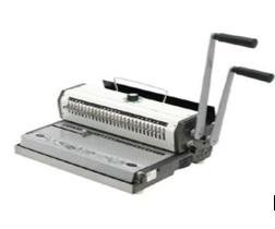 Máy đóng sách gáy kẽm Silicon BM-W21