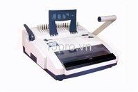 Máy đóng sách gáy xoắn nhựa và kẽm DSB CW4500 (CW-4500)