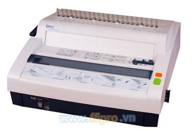 Máy đóng sách gáy xoắn nhựa DSB CB150E (CB-150E)