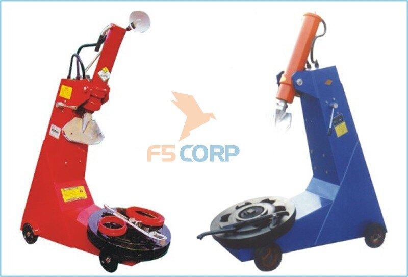 Máy ép lốp xe tải KOCU-RX20