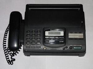 Máy fax Panasonic KX-F580 - giấy nhiệt