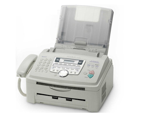 Máy fax Panasonic KX-FLM672 (KX-FLM-672) - in laser