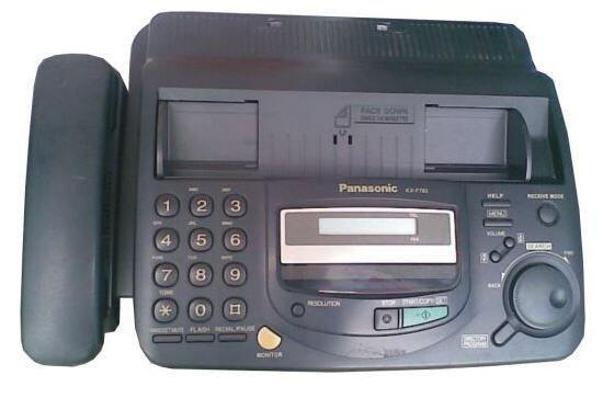 Máy fax Panasonic KX-FT63