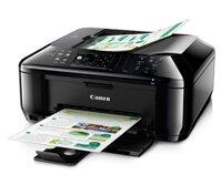 Máy Fax Pixma MX527, In, Scan, Copy, Fax, In phun màu