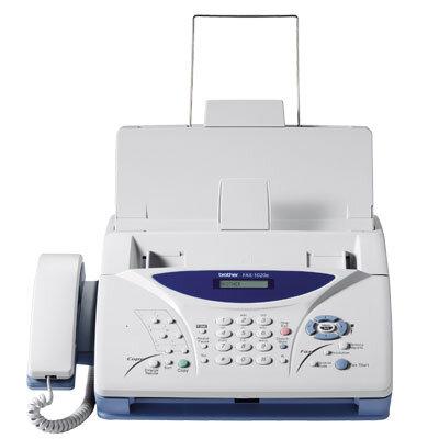 Máy fax Sharp UX-B20 - in phun