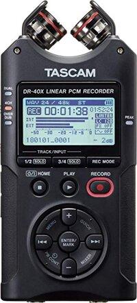 Máy ghi âm Tascam DR-40X