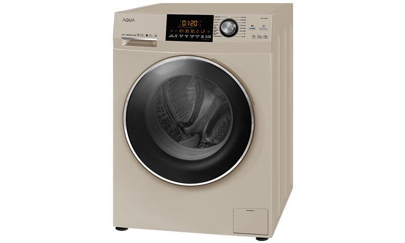 Máy giặt Aqua AQD-D850A - 8.5 Kg, Lồng ngang