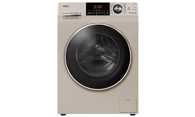 Máy giặt Aqua AQD-DD850A - 8.5 Kg, Lồng ngang