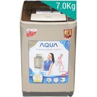 Máy giặt Aqua AQW-U700Z1T - Lồng nghiêng, 7 Kg, Màu N/S