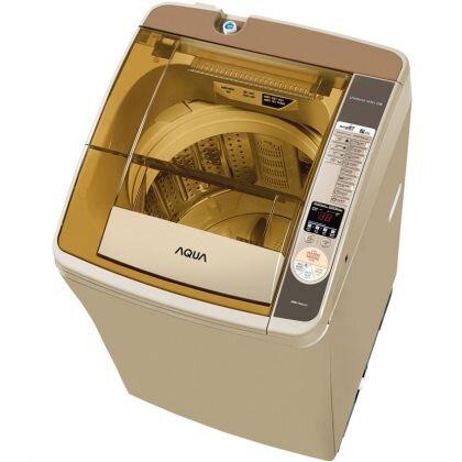 Máy giặt Aqua AQWF800Z1T -  Lồng Nghiêng, 8 Kg