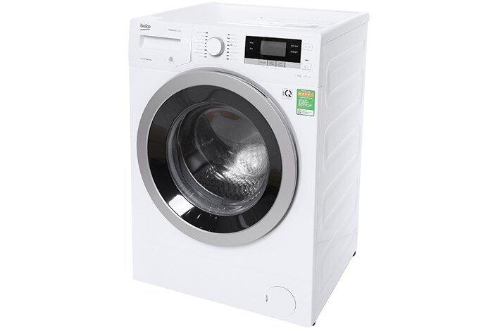 Máy giặt Beko WTV8634XSO (WTV-8634-XS0) - Lồng ngang, 8kg, Inverter