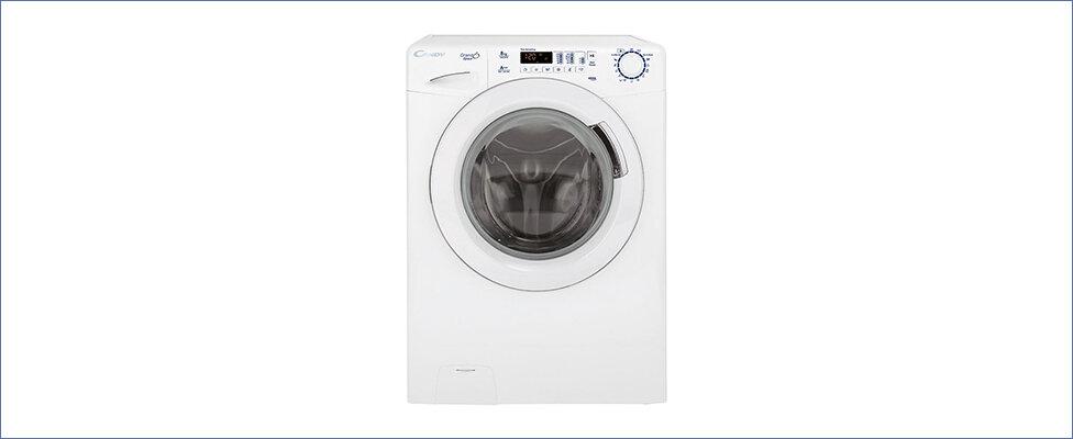 Máy giặt Candy GSV138DH3-S, 8kg