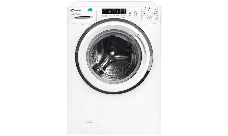Máy giặt Candy HCS 1292D3Q/1-S - Lồng ngang, 9kg