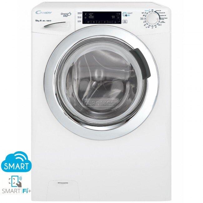 Máy giặt Candy GVF1412LWHC3/1-S -  cửa trước, inverter, 12 kg