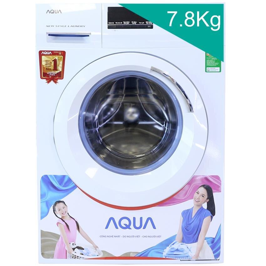 Máy giặt cửa ngang Aqua AQD-780ZT - 7.8kg
