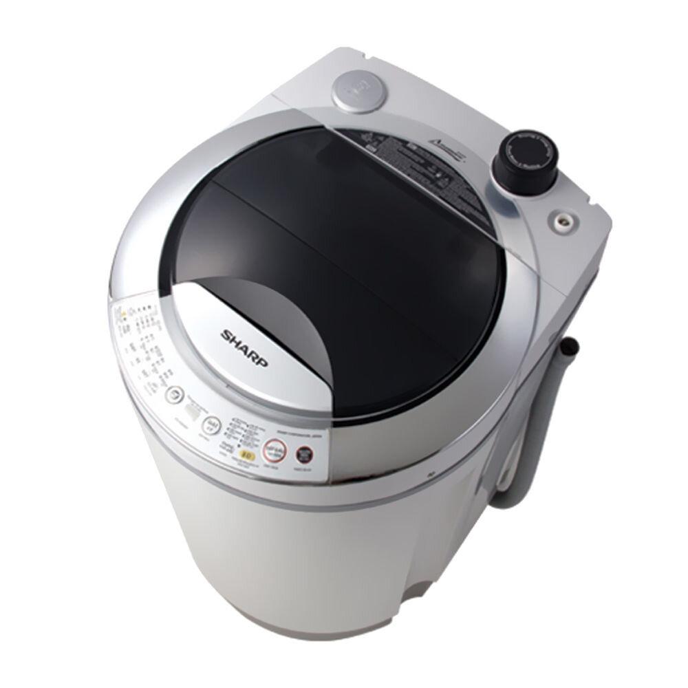 Máy giặt cửa trên Sharp ES-R980FV-A - Lồng đứng, 9.8Kg