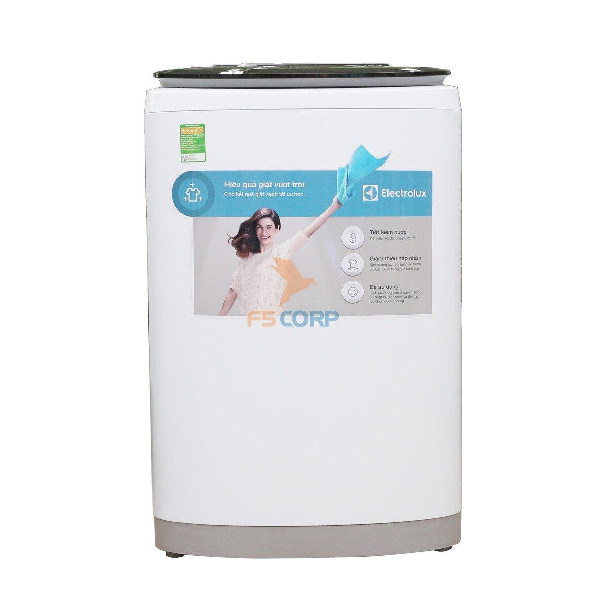 Máy giặt Electrolux EWT8541EU - Lồng đứng, 8.5kg