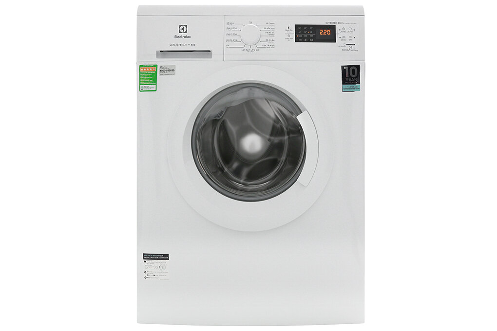 Máy giặt Electrolux EWF8025DGWA - inverter, 8kg