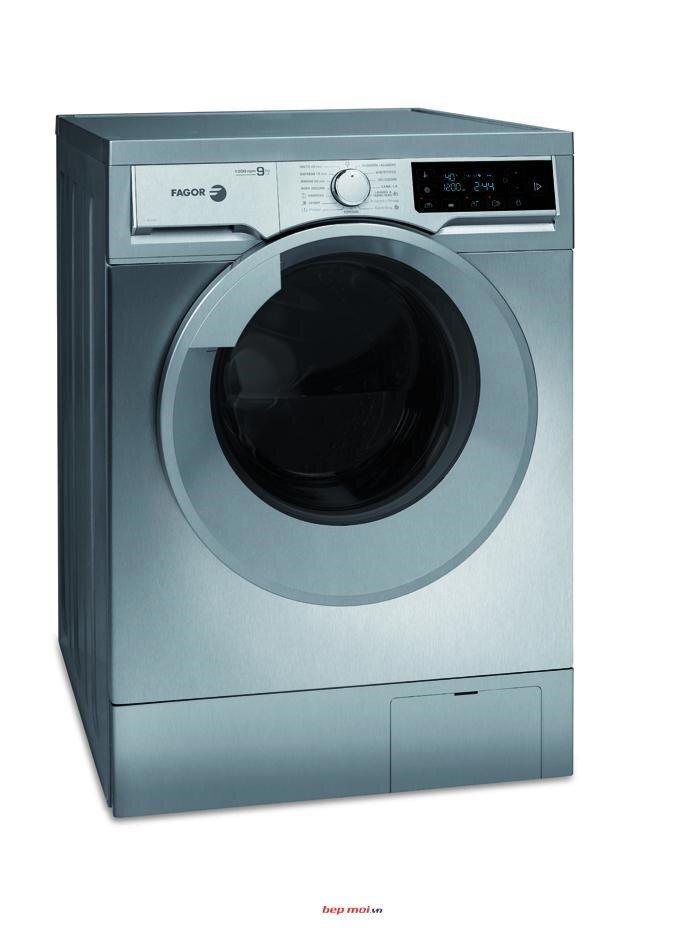 Máy giặt Fagor F9312X (F 9312X) - Lồng ngang, 9 Kg