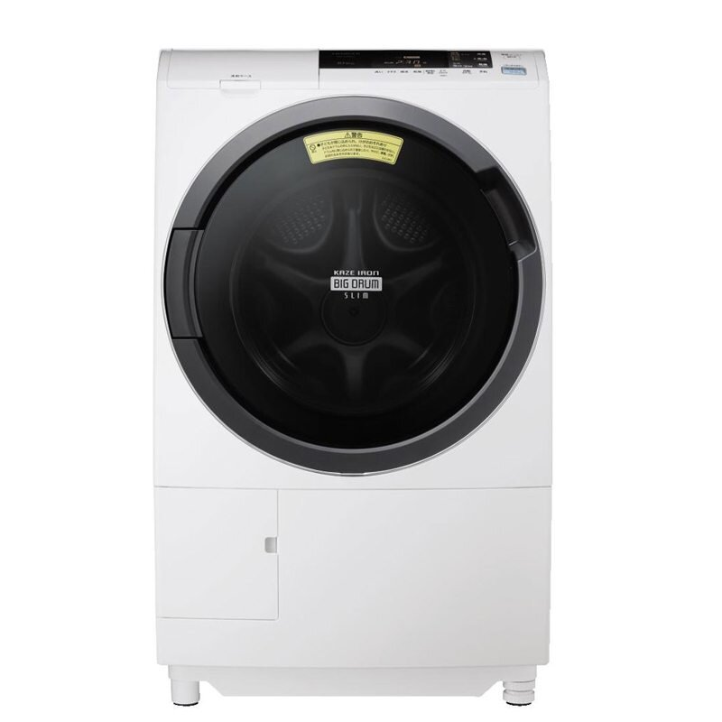 Máy giặt Hitachi BD-S3800L - cửa ngang, 10kg