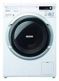 Máy giặt Hitachi BD-W85SAE - Lồng ngang, 8.5 Kg