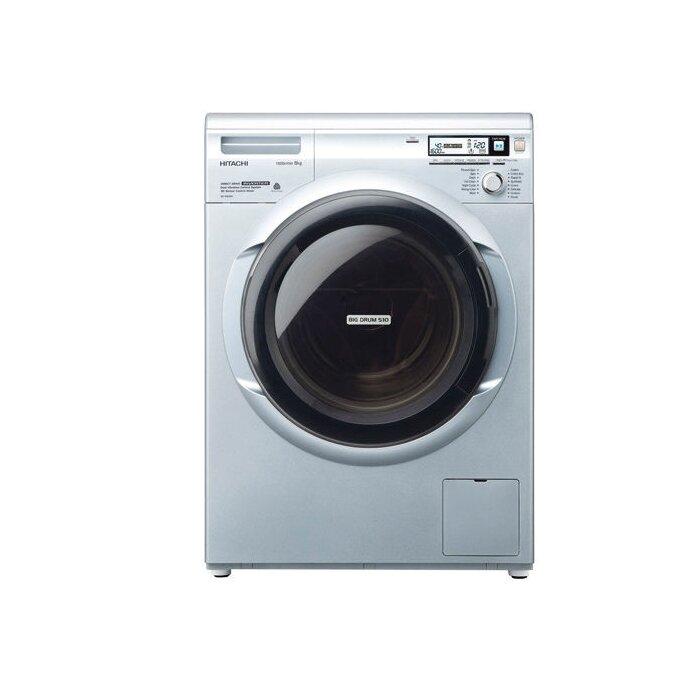 Máy giặt Hitachi BDW70PV (BD-W70PV) - Lồng ngang, 7 Kg, Màu BK/ GM/ WH