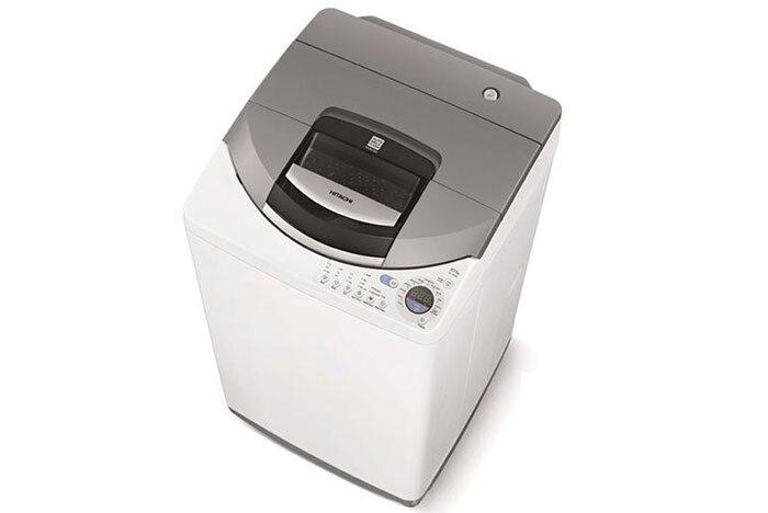 Máy giặt Hitachi SF-180XWV-SL - lồng đứng, 18kg
