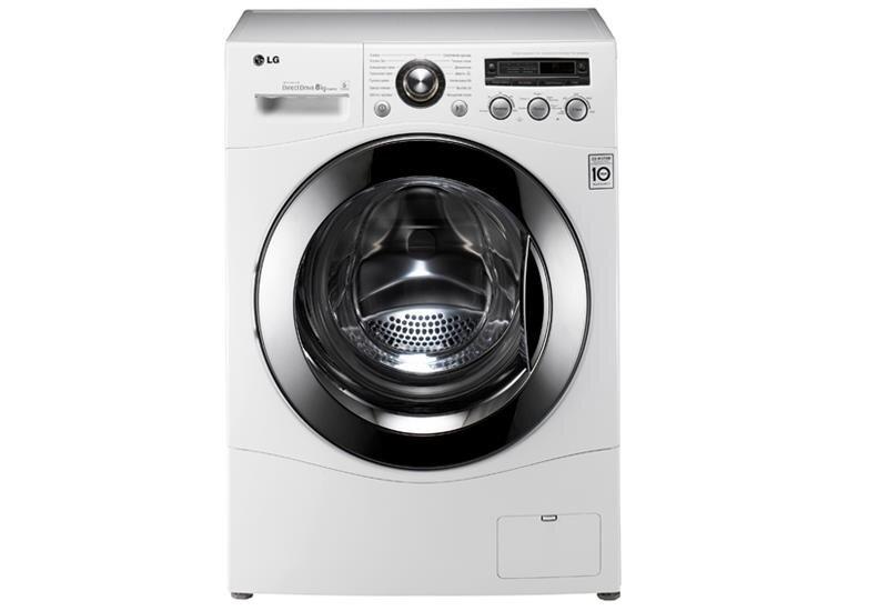 Máy giặt LG F1208NMCW 8kg