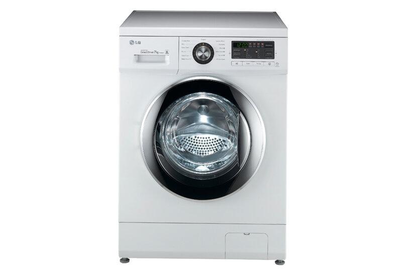Máy giặt LG F1408NM2W - Lồng ngang, 8kg
