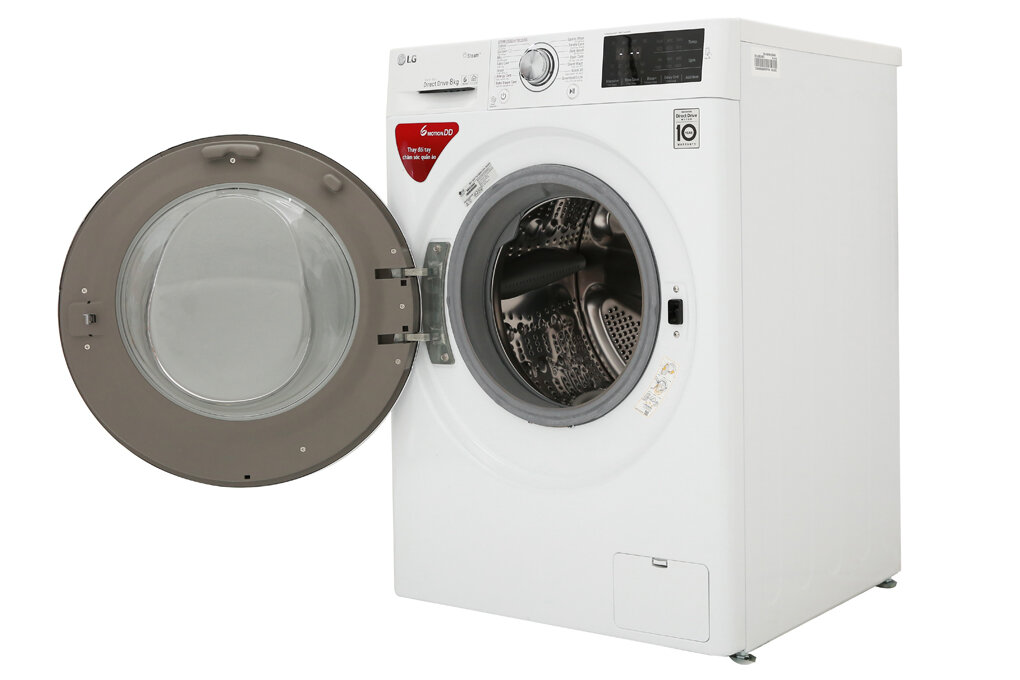 Máy giặt LG FC1408S4W3 - inverter, 8kg
