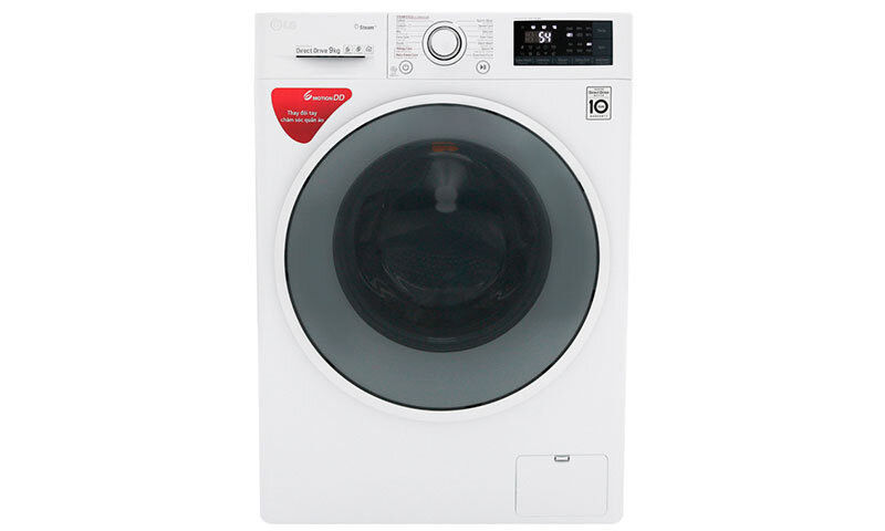 Máy giặt LG FC1409S3W1 - inverter, 9 kg