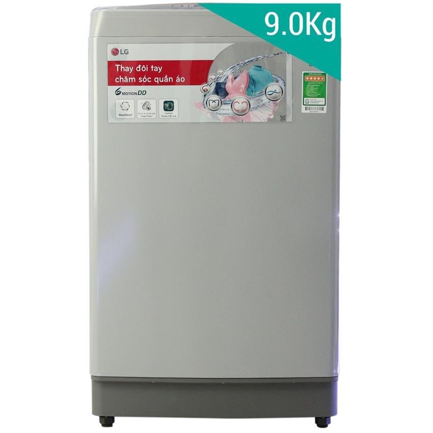 Máy giặt LG WF-D9017DD - Lồng đứng