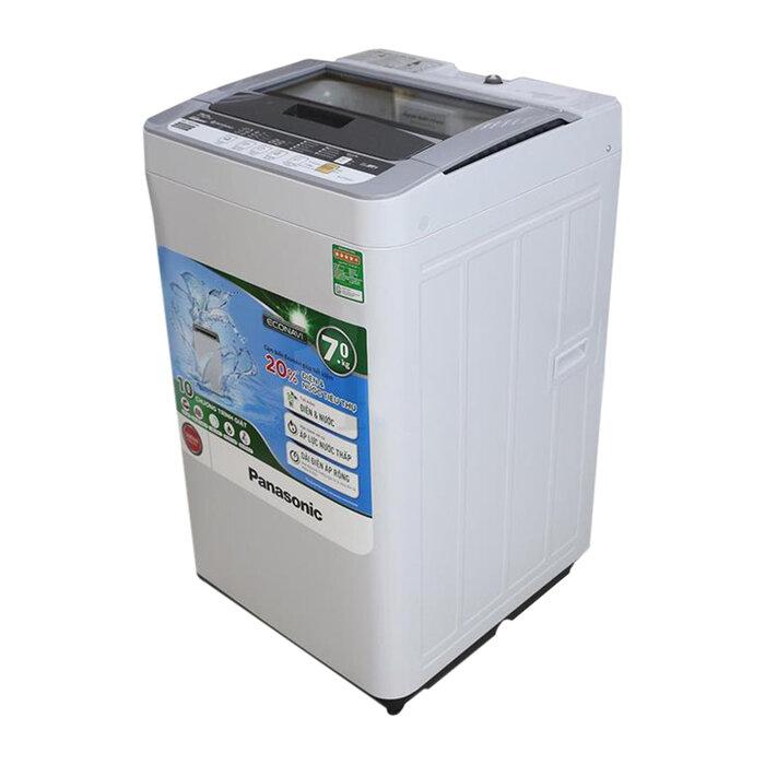 Máy giặt lồng đứng Panasonic NA-F70VS9GRV - 7kg