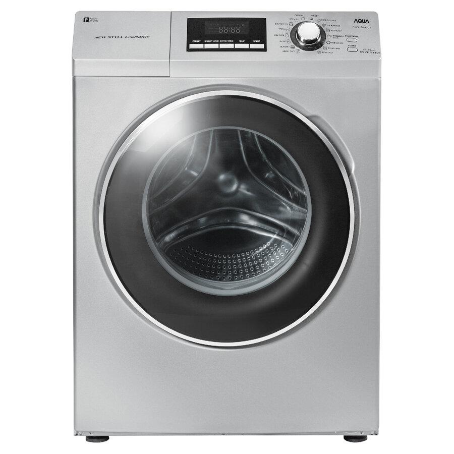 Máy giặt lồng ngang Aqua AQD-A800VT, 8kg