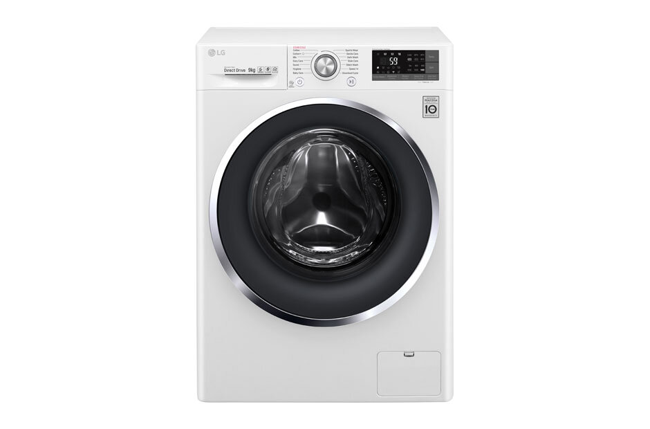 Máy giặt lồng ngang LG FC1409S3W Inverter 9kg