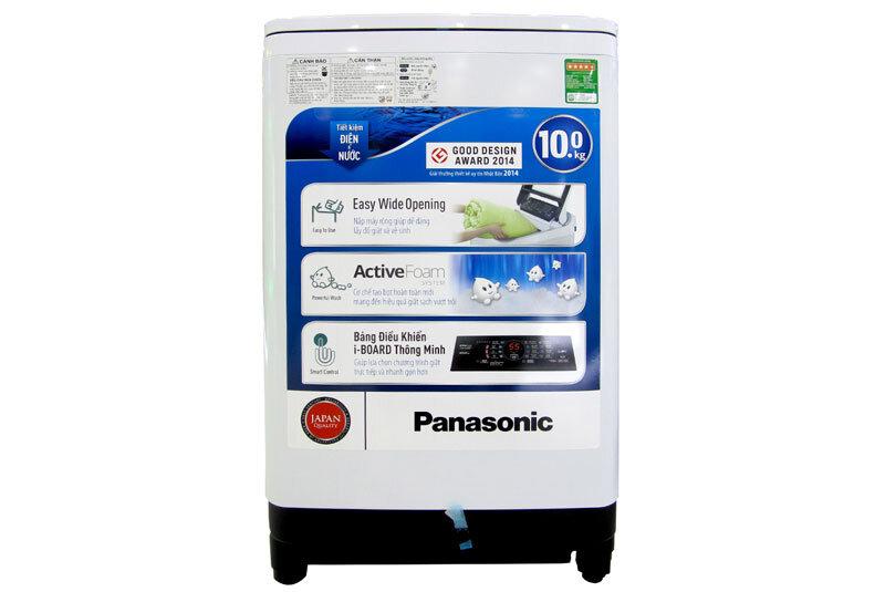Máy giặt Panasonic NA-F100A1GRV - 10kg