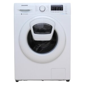 Máy giặt Samsung AddWash Inverter 8 kg WW80K5233YW/SV - Cửa trước, Lồng ngang