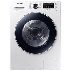 Máy giặt Samsung Inverter WW80J54E0BW/SV - 8 kg, Lồng ngang