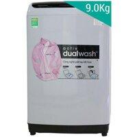 Máy giặt Samsung WA90J5713SW - Lồng đứng, 9KG
