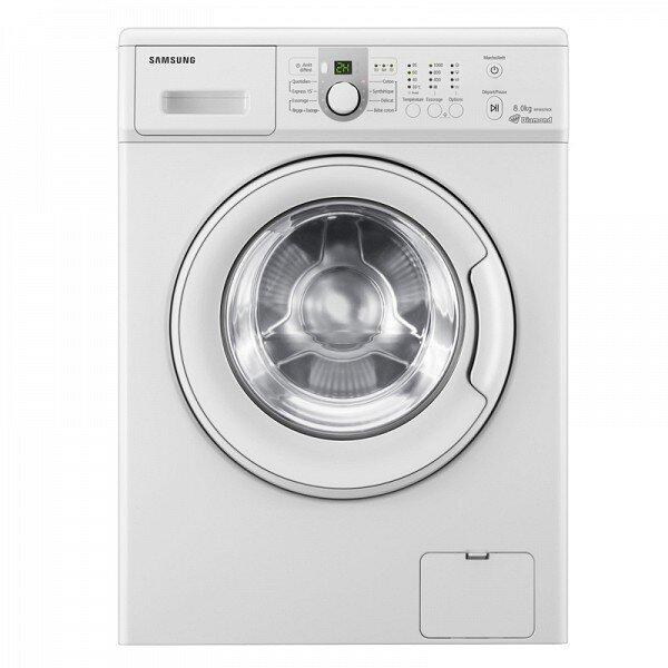 Máy giặt Samsung WF8550NHW - Lồng ngang, 5.5 Kg