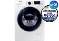Máy giặt Samsung WW90K54E0UW - Cửa trước, 9kg, inverter