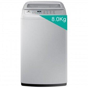 Máy giặt Samsung WA80H4000SG1SV - Lồng đứng