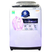 Máy giặt Samsung WA90J5713SG/SV - 9kg, Lồng Đứng