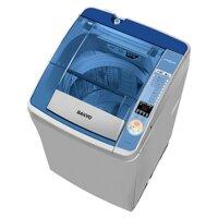 Máy giặt Sanyo ASW-U800ZT (S/N) - Lồng nghiêng, 8 Kg