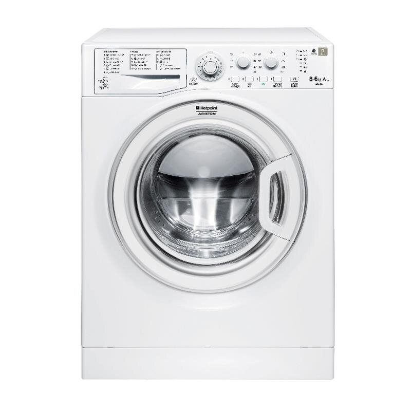 Máy giặt sấy Ariston WDL862 EX (WDL 862 EX) - 8 Kg giặt, 6 Kg sấy