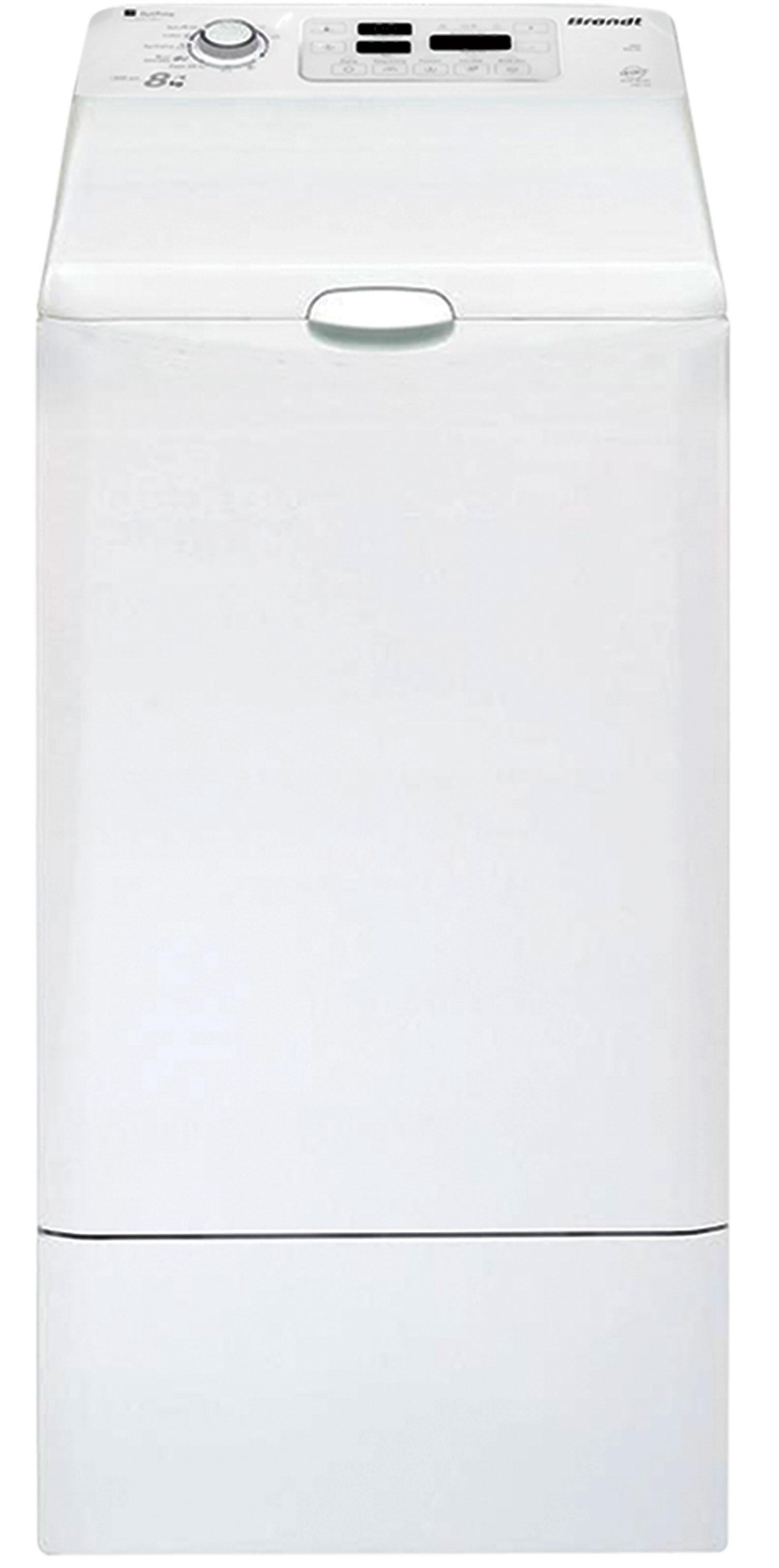 Máy giặt sấy Brandt BTWD1308