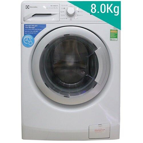 Máy giặt sấy Electrolux EWW12842 - Lồng ngang, 8kg, Inverter