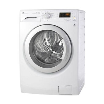 Máy giặt sấy Indesit PWDE-7148W - lồng ngang, 7kg